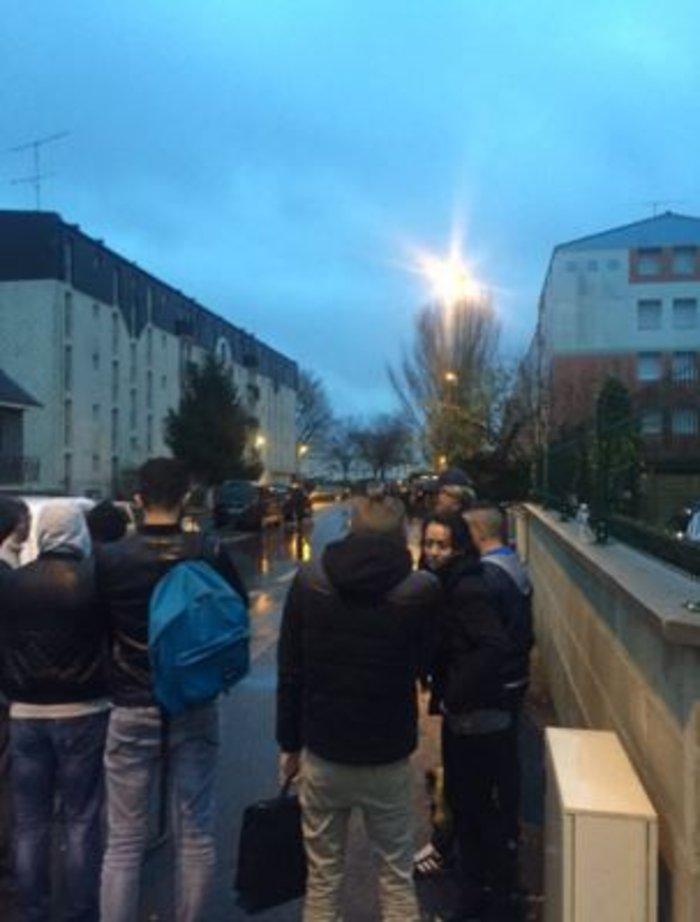 Εφοδοι της αστυνομίας στα Γαλλο-Βελγικά σύνορα - εικόνα 2