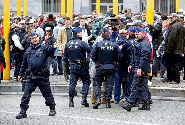 Εξαρθρώνουν τα δίκτυα των τζιχαντιστών στις Βρυξέλλες - εικόνα 5