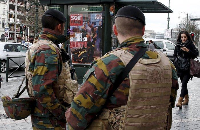Εξαρθρώνουν τα δίκτυα των τζιχαντιστών στις Βρυξέλλες - εικόνα 4
