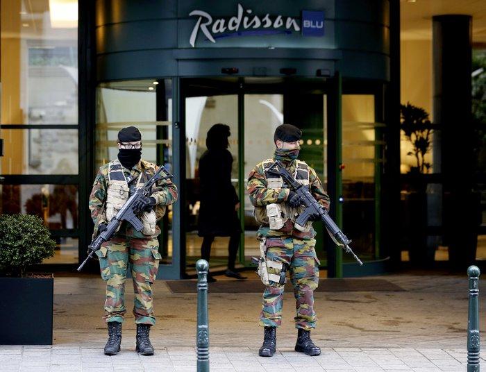Εξαρθρώνουν τα δίκτυα των τζιχαντιστών στις Βρυξέλλες - εικόνα 6