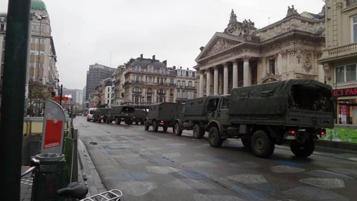 Εξαρθρώνουν τα δίκτυα των τζιχαντιστών στις Βρυξέλλες - εικόνα 2