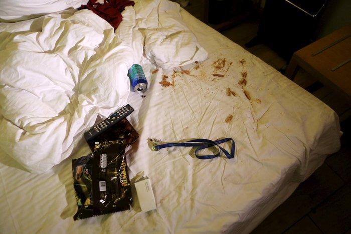 Εικόνες-σοκ από την τρομοκρατική επίθεση στο ξενοδοχείο στο Μάλι - εικόνα 2
