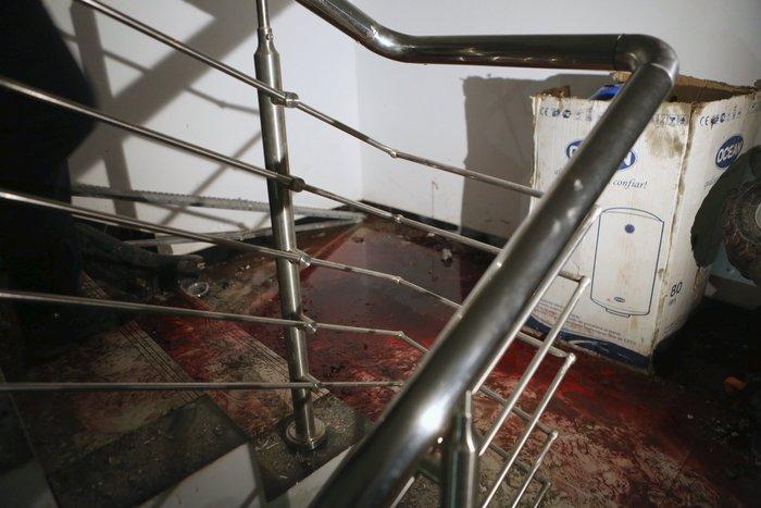Εικόνες-σοκ από την τρομοκρατική επίθεση στο ξενοδοχείο στο Μάλι - εικόνα 4