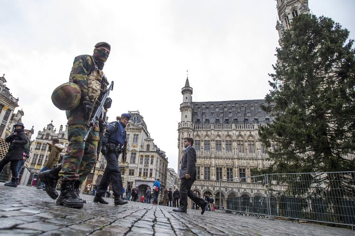 Σε ύψιστο συναγερμό παραμένουν οι Βρυξέλλες