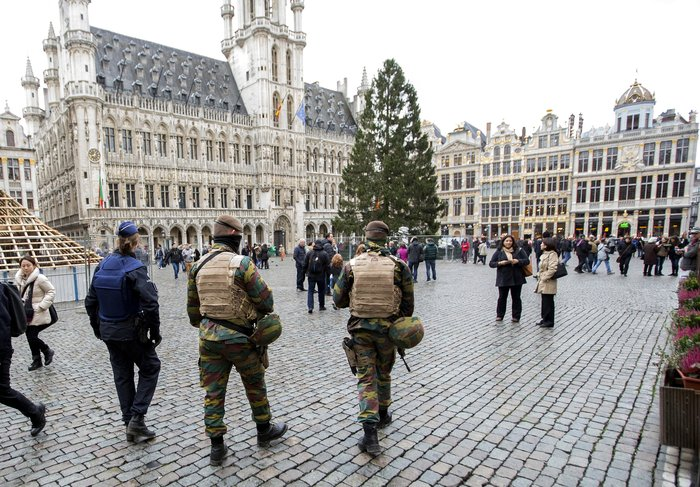 Σε ύψιστο συναγερμό παραμένουν οι Βρυξέλλες - εικόνα 2
