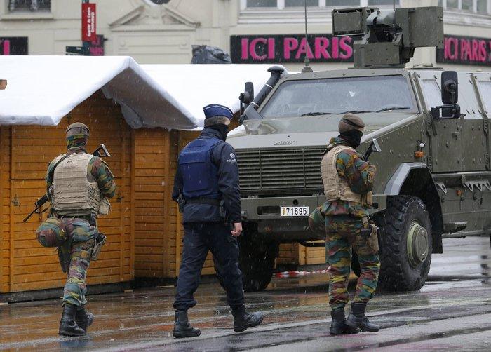 Σε ύψιστο συναγερμό παραμένουν οι Βρυξέλλες - εικόνα 3