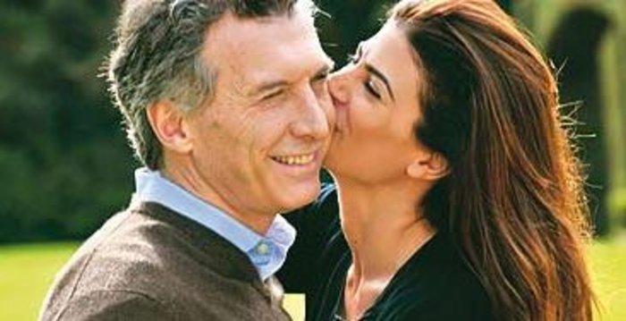 Με τη σύζυγό του