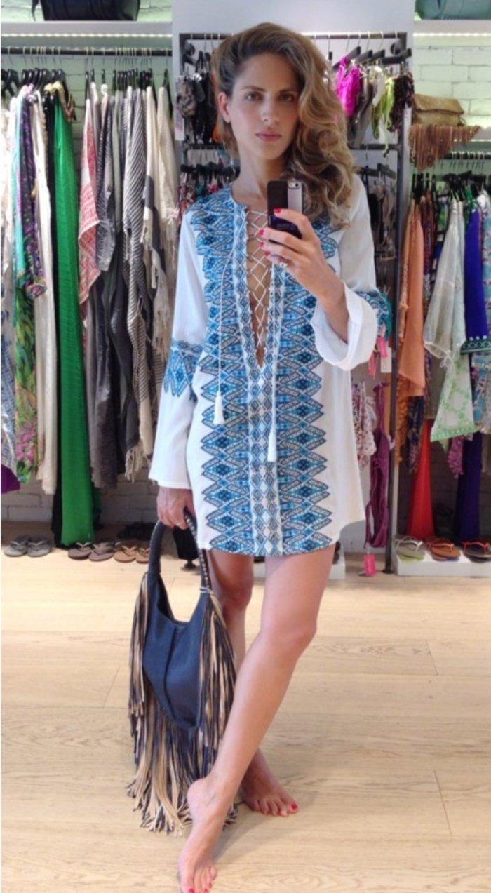 Η fashion blogger ξαναχτυπά για τα χοντρά πόδια της Κορινθίου - Τι δήλωσε