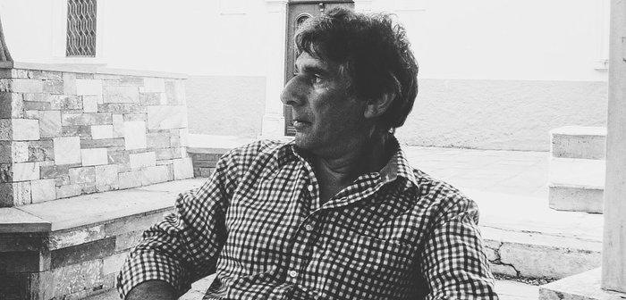 Ο Νικόλας Σεβαστάκης στο TheTOC για τον «Άντρα που πέφτει»