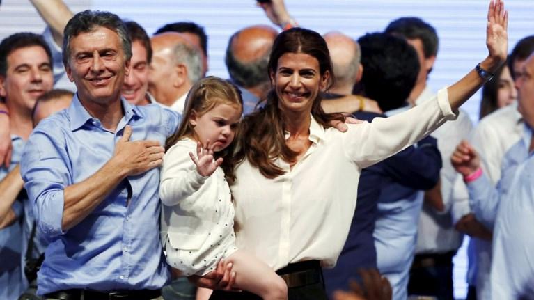 Μοντέλο από τον Λίβανο η πρώτη κυρία της Αργεντινής