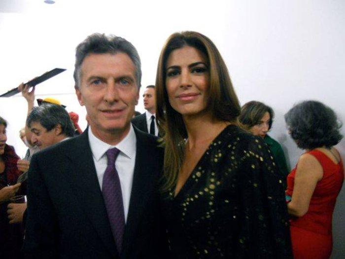 Μοντέλο από τον Λίβανο η πρώτη κυρία της Αργεντινής - εικόνα 6