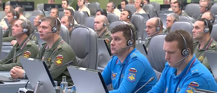 Αυτό είναι το αρχηγείο πολέμου του Πούτιν - εικόνα 5