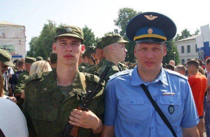Αυτός είναι ο ένας από τους πιλότους του Ρωσικού Σουχόι - εικόνα 2