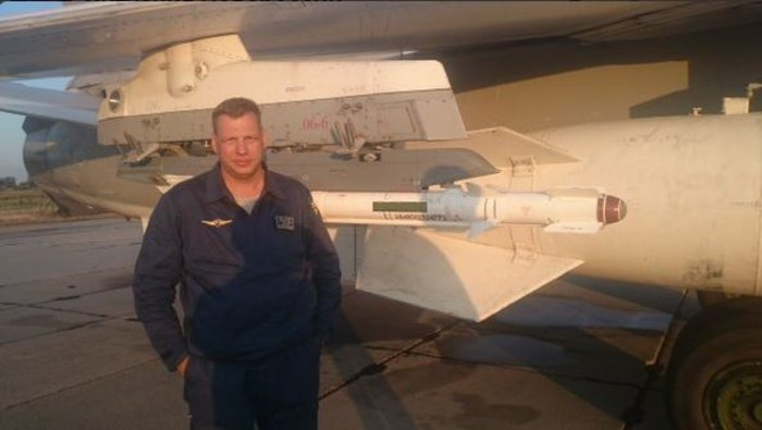 Αυτός είναι ο ένας από τους πιλότους του Ρωσικού Σουχόι - εικόνα 4
