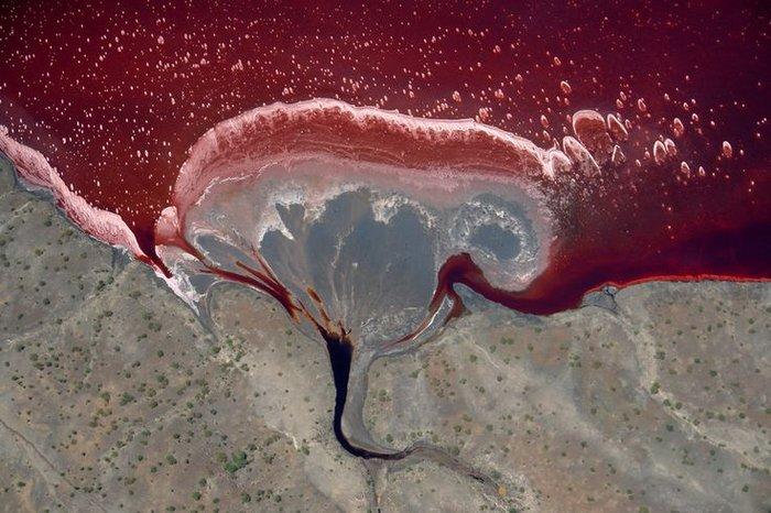 12 λίμνες που δεν θα πιστέψετε ότι είναι αληθινές... Κι όμως είναι! - εικόνα 10