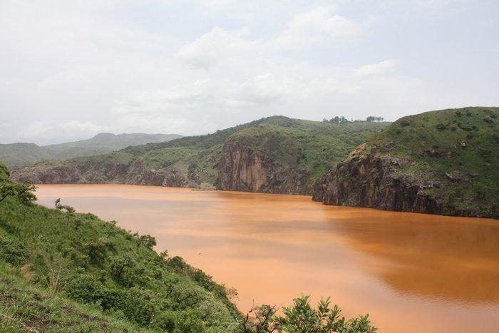 12 λίμνες που δεν θα πιστέψετε ότι είναι αληθινές... Κι όμως είναι! - εικόνα 13