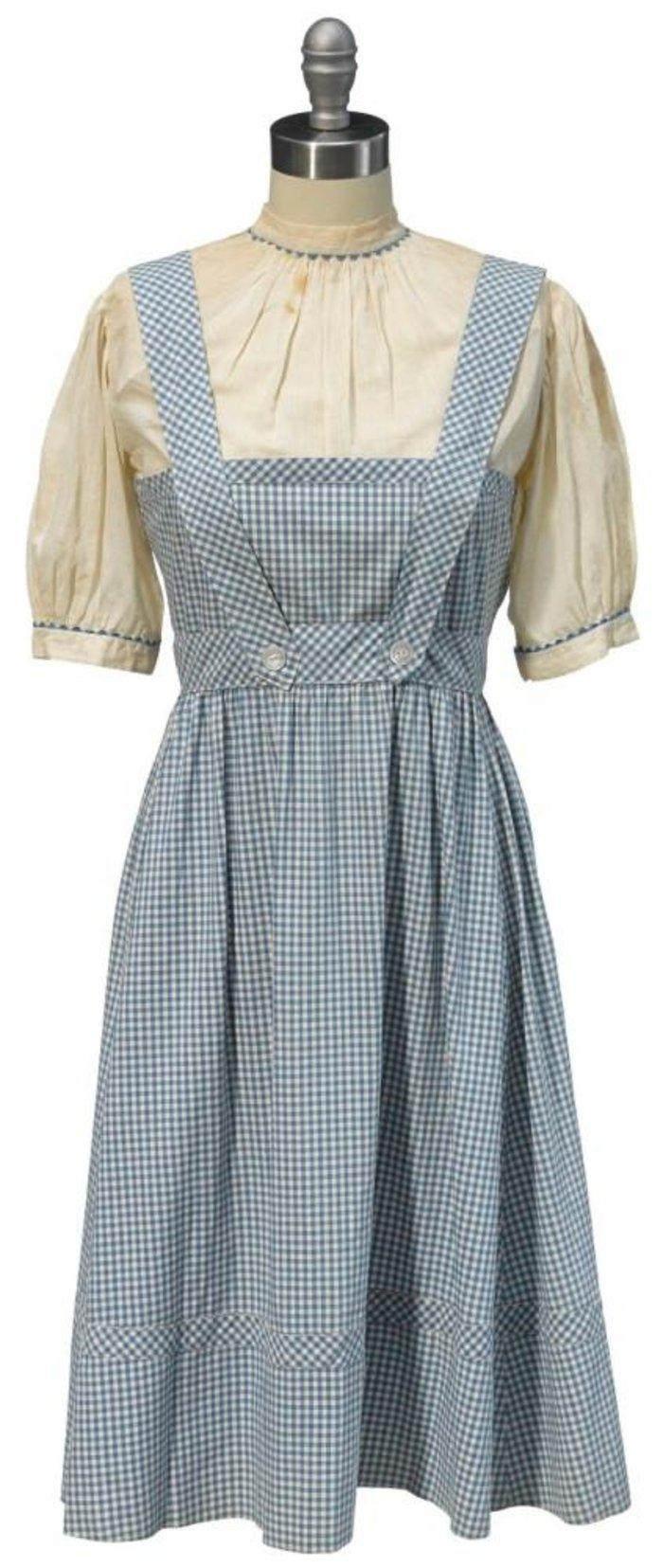 Αστρονομικό ποσό για το φόρεμα που φορούσε η Γκάρλαντ στον Μάγο του Οζ