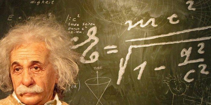 Ο Αϊνστάιν & η θεωρία της σχετικότητας 100 χρόνια πριν