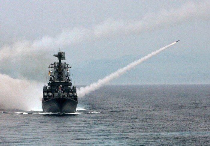 Η Ρωσία βγάζει στη Μεσόγειο το καταδρομικό «MosKva» - εικόνα 4