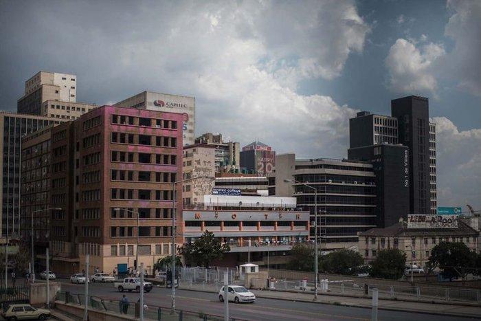 Κτίριο-φάντασμα στο Γιοχάνεσμπουργκ, φιλοξενεί 400 ανθρώπους