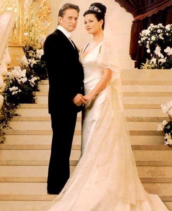 15 χρόνια γάμου Ντάγκλας - Ζέτα Τζόουνς: Κι όμως είναι ακόμα μαζί!