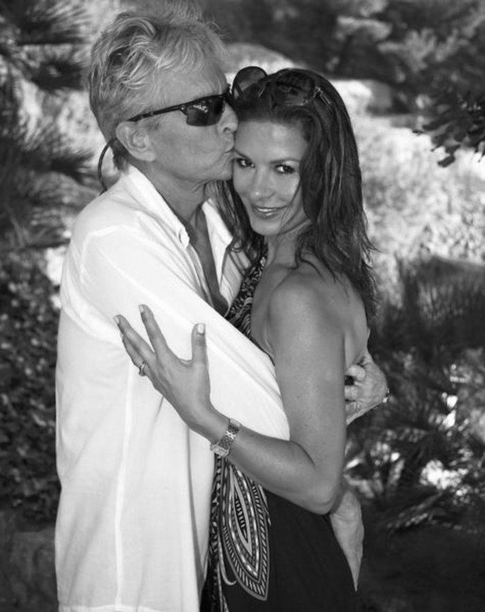 15 χρόνια γάμου Ντάγκλας - Ζέτα Τζόουνς: Κι όμως είναι ακόμα μαζί! - εικόνα 2