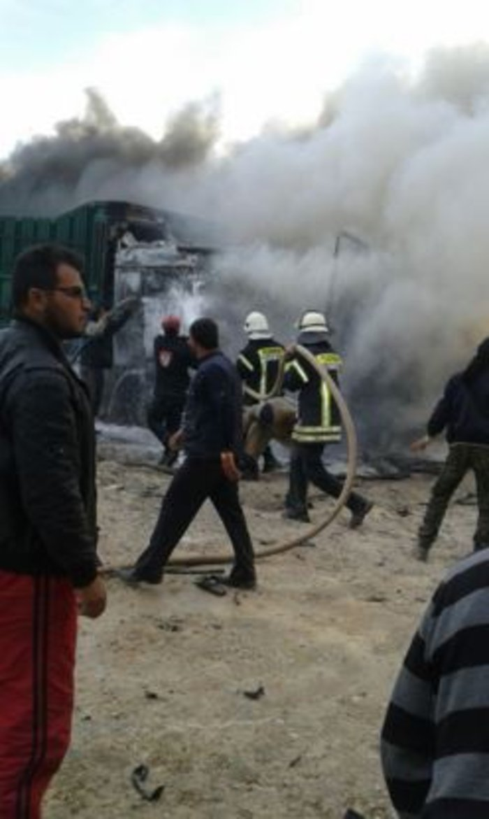 Χτυπήθηκε τουρκικό κονβόι στα σύνορα Τουρκίας-Συρίας - εικόνα 3