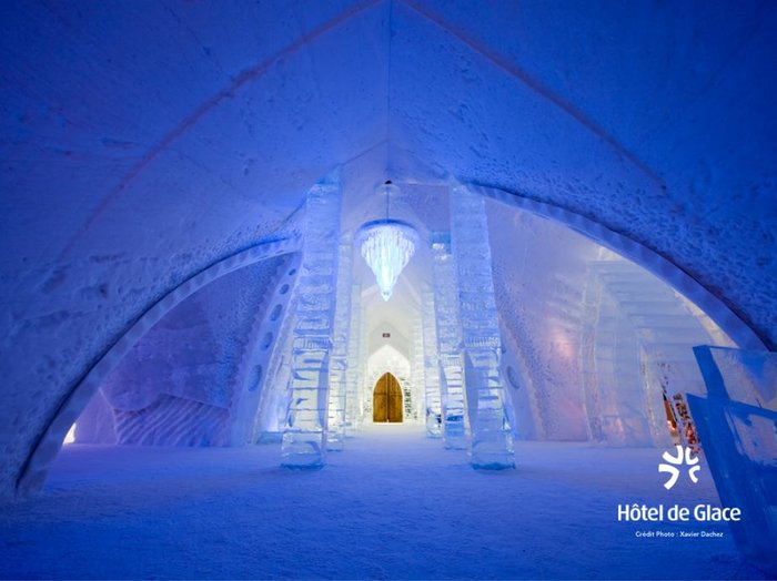 Το ξενοδοχείο που λιώνει & ξαναχτίζεται κάθε χρόνο από 500 τόνους πάγου! - εικόνα 2