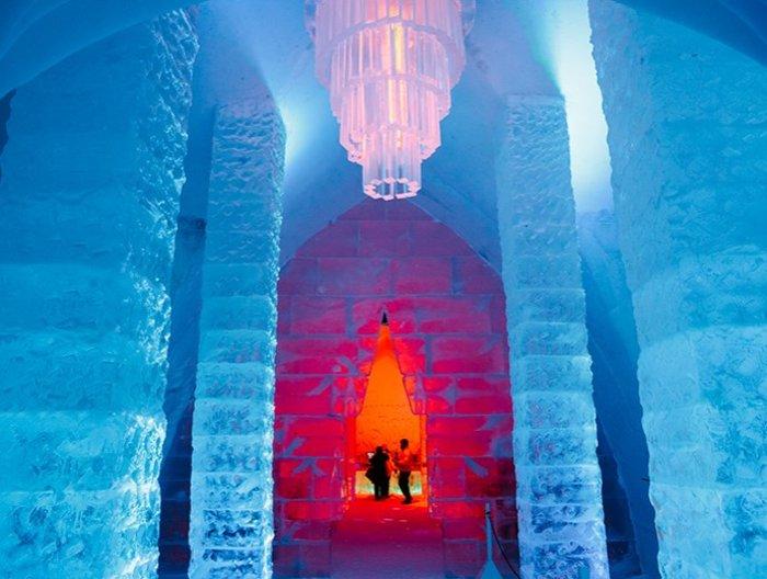 Το ξενοδοχείο που λιώνει & ξαναχτίζεται κάθε χρόνο από 500 τόνους πάγου! - εικόνα 3