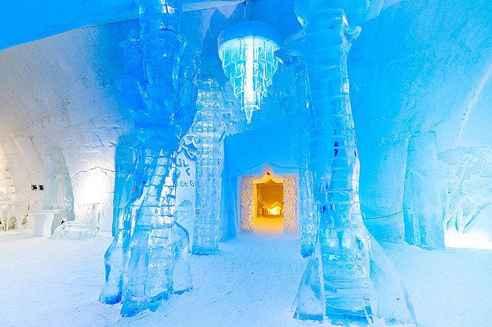Το ξενοδοχείο που λιώνει & ξαναχτίζεται κάθε χρόνο από 500 τόνους πάγου! - εικόνα 4
