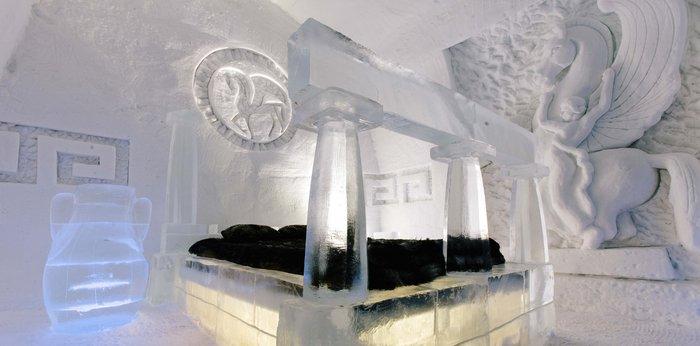 Το ξενοδοχείο που λιώνει & ξαναχτίζεται κάθε χρόνο από 500 τόνους πάγου! - εικόνα 7