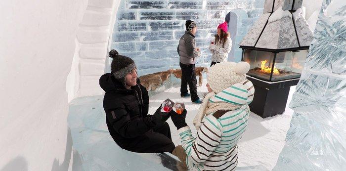 Το ξενοδοχείο που λιώνει & ξαναχτίζεται κάθε χρόνο από 500 τόνους πάγου! - εικόνα 13