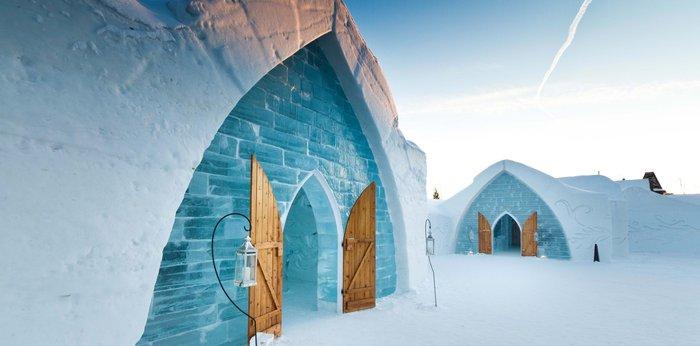 Το ξενοδοχείο που λιώνει & ξαναχτίζεται κάθε χρόνο από 500 τόνους πάγου! - εικόνα 15