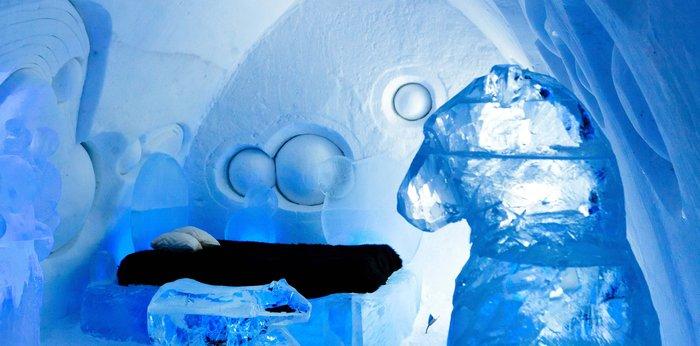 Το ξενοδοχείο που λιώνει & ξαναχτίζεται κάθε χρόνο από 500 τόνους πάγου! - εικόνα 18