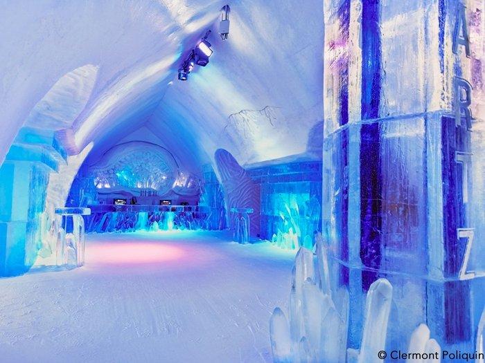 Το ξενοδοχείο που λιώνει & ξαναχτίζεται κάθε χρόνο από 500 τόνους πάγου!