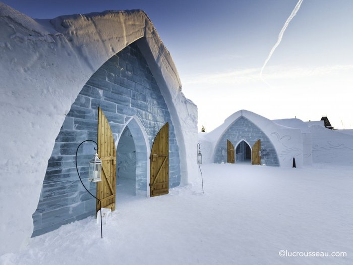 Το ξενοδοχείο που λιώνει & ξαναχτίζεται κάθε χρόνο από 500 τόνους πάγου! - εικόνα 5