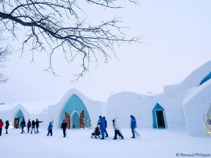 Το ξενοδοχείο που λιώνει & ξαναχτίζεται κάθε χρόνο από 500 τόνους πάγου! - εικόνα 21
