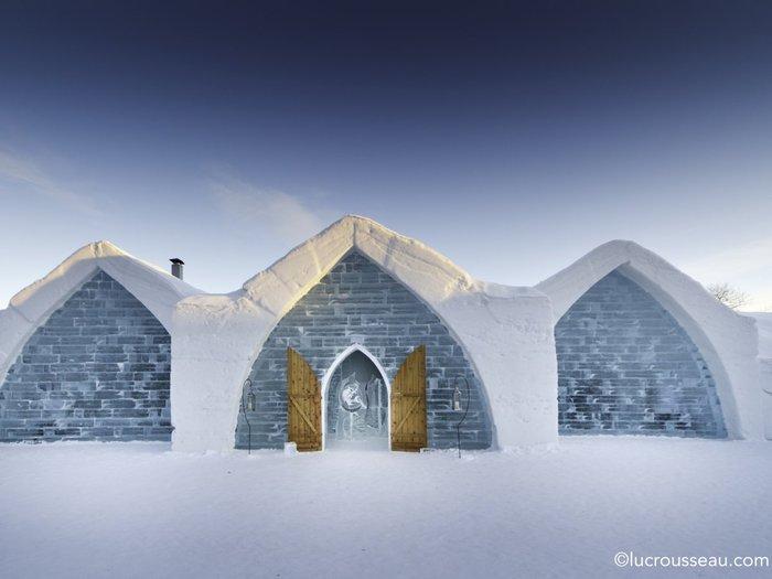 Το ξενοδοχείο που λιώνει & ξαναχτίζεται κάθε χρόνο από 500 τόνους πάγου! - εικόνα 22