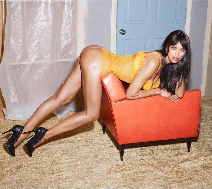 Τι δεν φοράει η Iρίνα Σάικ όταν νιώθει ευλογημένη για τη χρονιά που πέρασε;