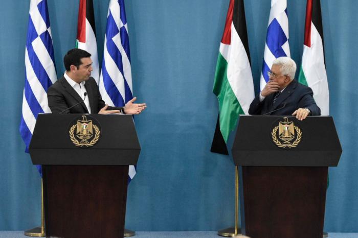 Τσίπρας: Υπερ της δημιουργίας κράτους της Παλαιστίνης - εικόνα 2