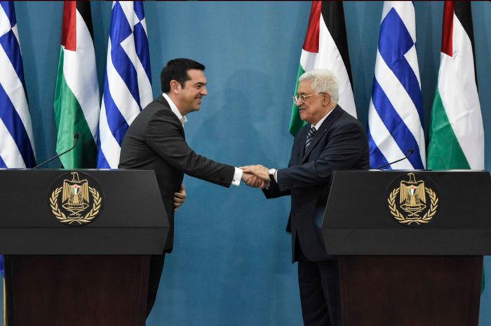 Τσίπρας: Υπερ της δημιουργίας κράτους της Παλαιστίνης - εικόνα 3