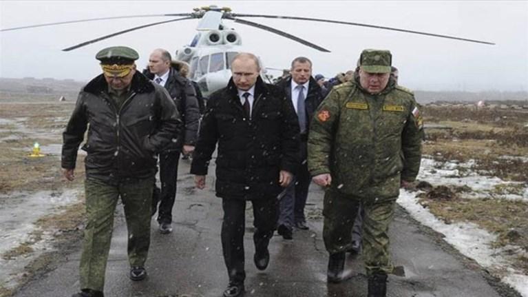 «Πόλεμος» τελεσιγράφων από τον Πούτιν στον Ερντογάν