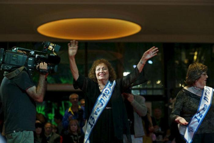 Έγινε διαγωνισμός για την Μις Διασωθείσα του Ολοκαυτώματος