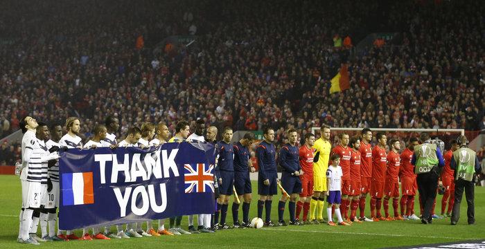 Το «ευχαριστώ» της Μπορντό στη Λίβερπουλ - εικόνα 2