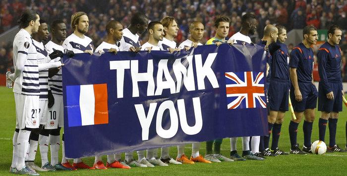 Το «ευχαριστώ» της Μπορντό στη Λίβερπουλ - εικόνα 3