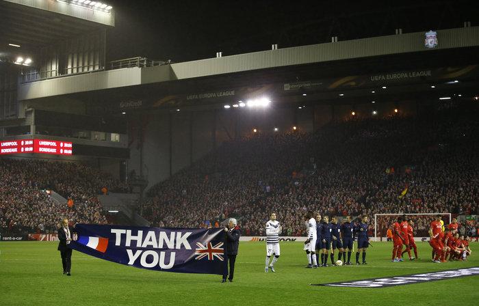 Το «ευχαριστώ» της Μπορντό στη Λίβερπουλ - εικόνα 4