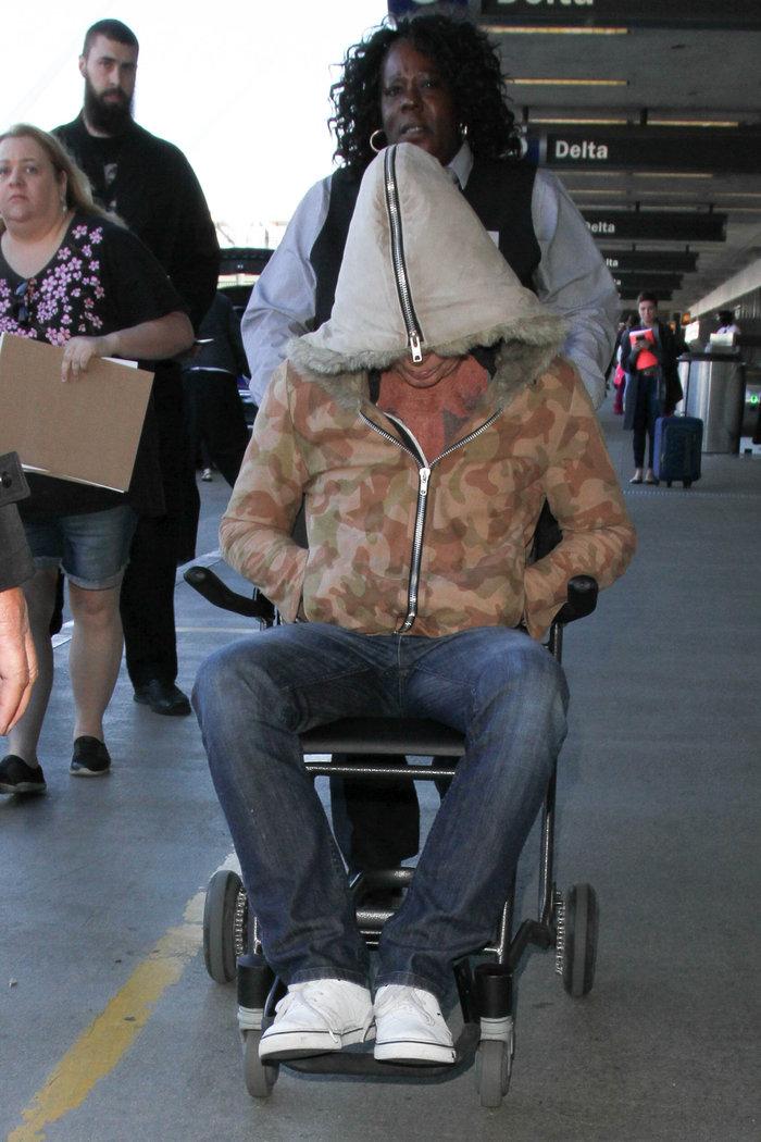 Διάσημος γόης του Χόλιγουντ καθηλωμένος σε αναπηρικό καροτσάκι-Ποιος είναι