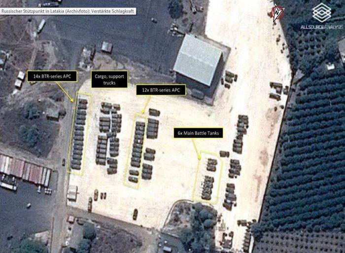 Spiegel: Ρωσική μπότα εδώ και δύο εβδομάδες στη Συρία