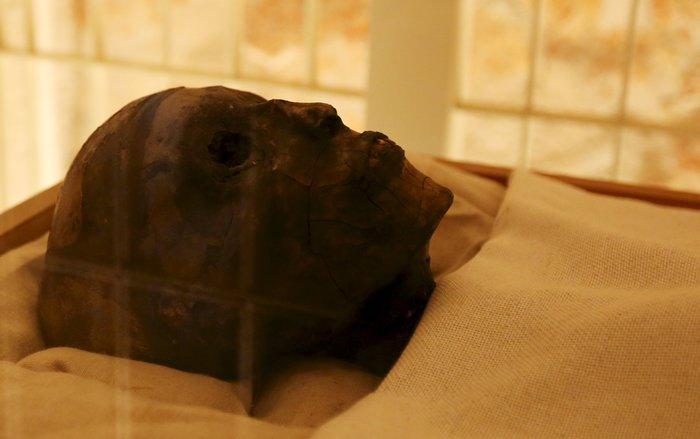 Ο μυστικός θάλαμος στο Λούξορ που κρύβει τη Νεφερτίτη - εικόνα 3