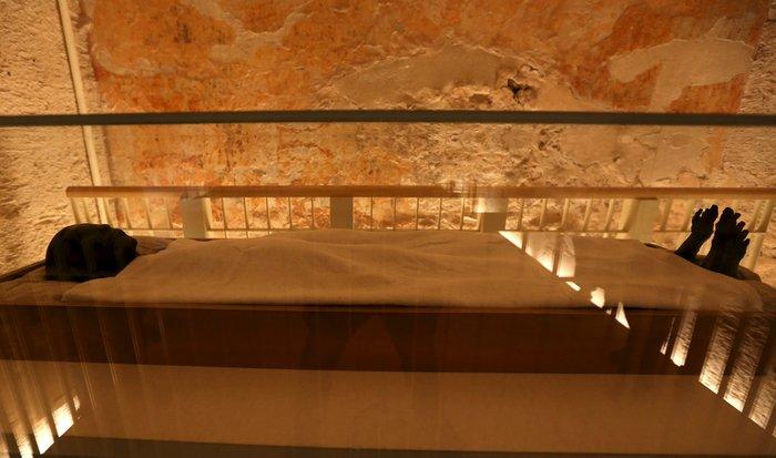 Ο μυστικός θάλαμος στο Λούξορ που κρύβει τη Νεφερτίτη - εικόνα 5